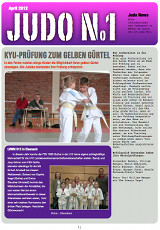 Judonews Judo No1 April 2012
