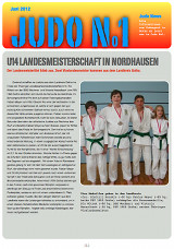Judonews Judo No1 Juni 2012