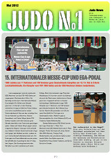 Judonews Judo No1 Mai 2012