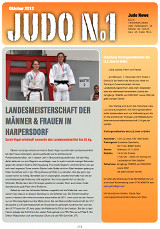 Judonewsletter Judo No1 Oktober 2012