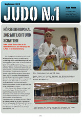 Judonews Judo No1 September 2012